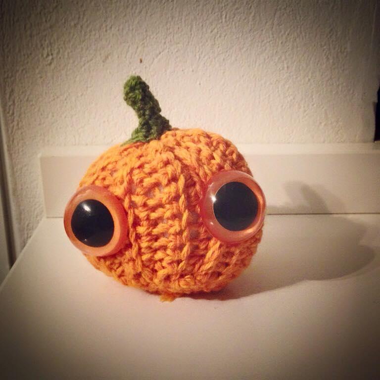 Tutorial amigurumi 🌻 Zucca halloween uncinetto 🌻 Crochet Pumpkin ... | 768x768